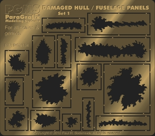 Paragrafix Damaged Hull Amp Fuselage Panels