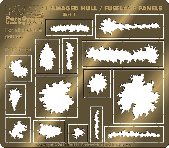 Create hull and fuselage damage the easy way!