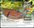 Land of the Giants Spindrift Photoetched Grills