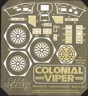 Colonial Viper Photoetch by ParaGrafix