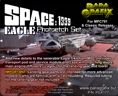 Space: 1999 Eagle Photoetch from ParaGrafix