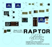Raptor by Moebius, Photoetch by ParaGrafix